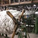 Van der Lee produces 23 inch 8-strand nylon rope