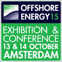 Visit us at Offshore Energy 2015