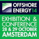 We will be displaying at Offshore Energy 2014